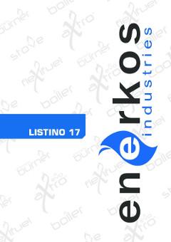 New price list ENERKOS