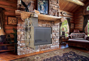 New Thermo Hydro Fireplace Wood