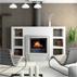 AXTRO - Il termocamino idro a legna - Ambientazione #1