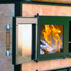COOKER - The wood-burning hydronic heating cooker - Large loading door