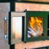 COOKER - La termocucina idro a legna - Porta caricamento combustibile