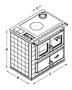 COOKER Modello C 27