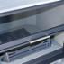 EVO - Il nuovo termocamino idro a legna - Porta caricamento