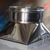 EVO - Il nuovo termocamino idro a legna - Cappa fumi