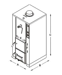 BOILER Model BPA 40