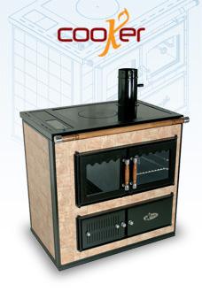 COOKER - La termocucina idro a legna