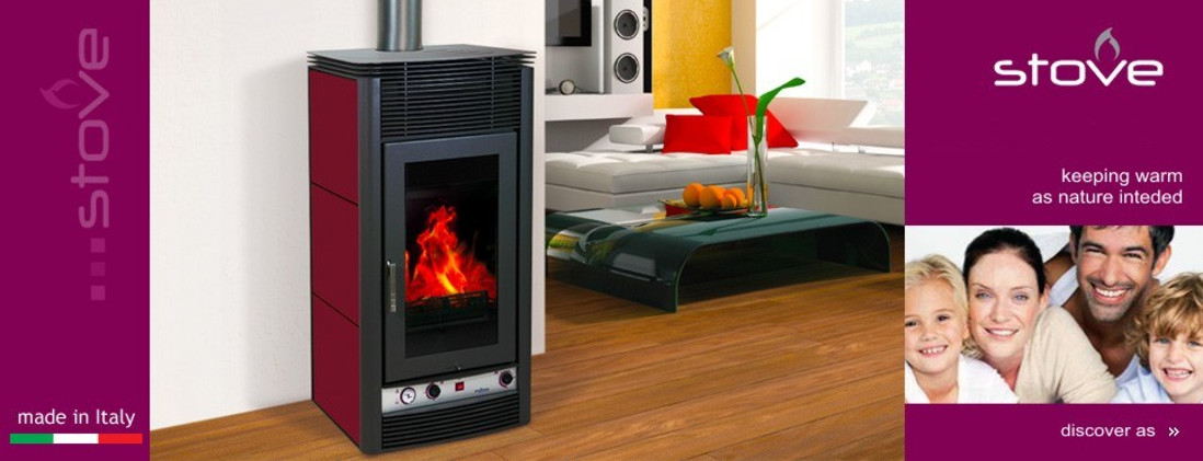 The wood-burning hydronic heating stove