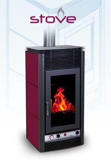 La termostufa idro a legna
